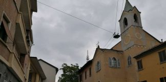 chiesa del sasso in via Magolfa