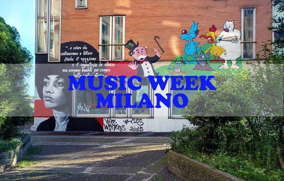 Music Week a Milano a novembre prima edizione