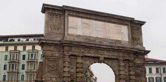 Porta Romana fotografata da Renato Fantoni