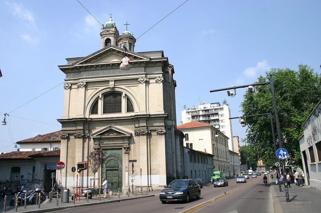 Santa Maria della Vittoria fotografata da Giovanni Dell'Orto