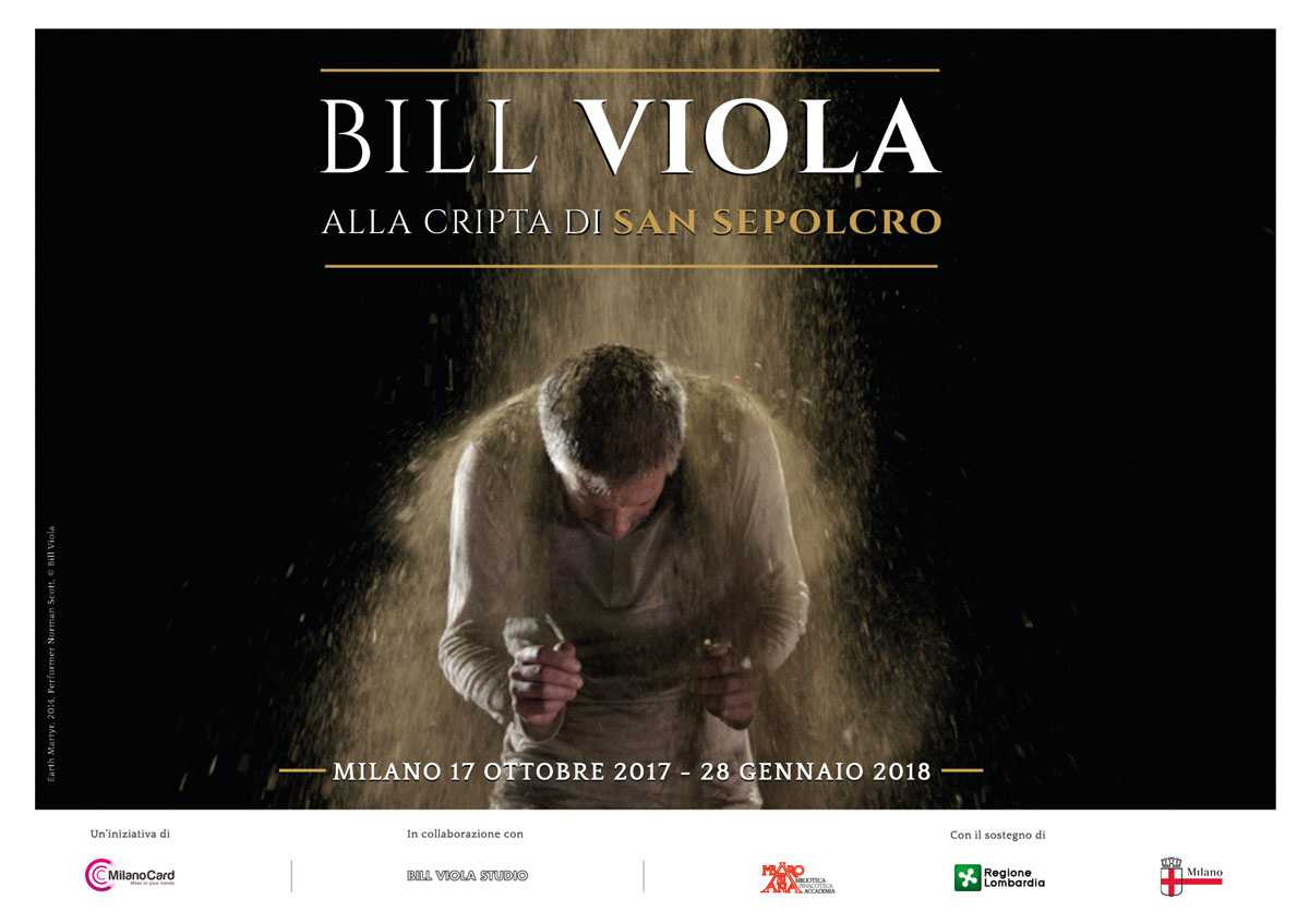 Bill Viola alla Cripta di San Sepolcro