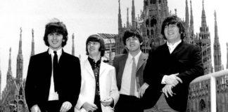 1965 The Beatles suonano al Vigorelli