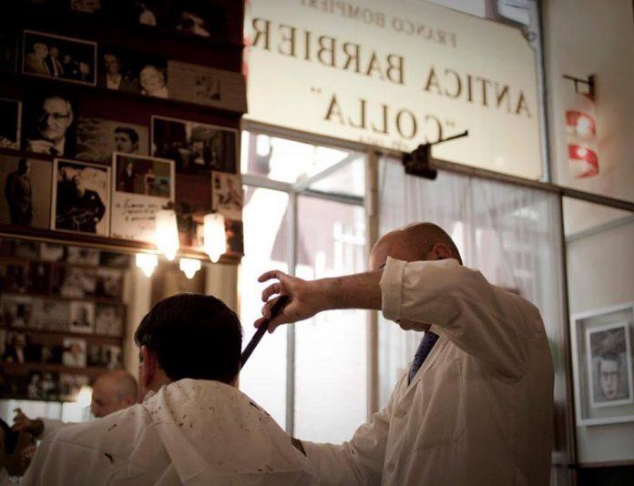 antica barbieria colla