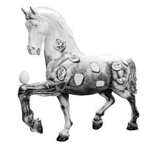 La carica dei cavalli di design