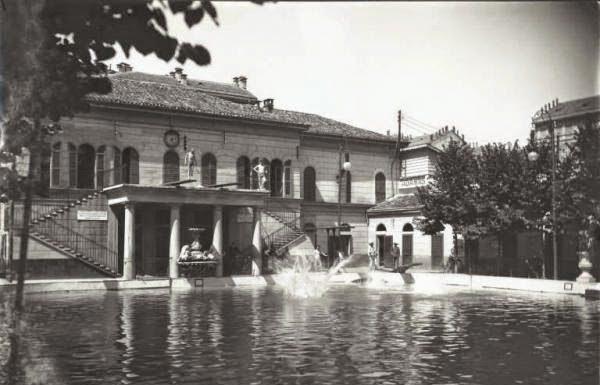 Bagni Diana, a porta Venezia la prima piscina pubblica
