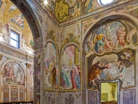 Certosa di Garegnano particolare