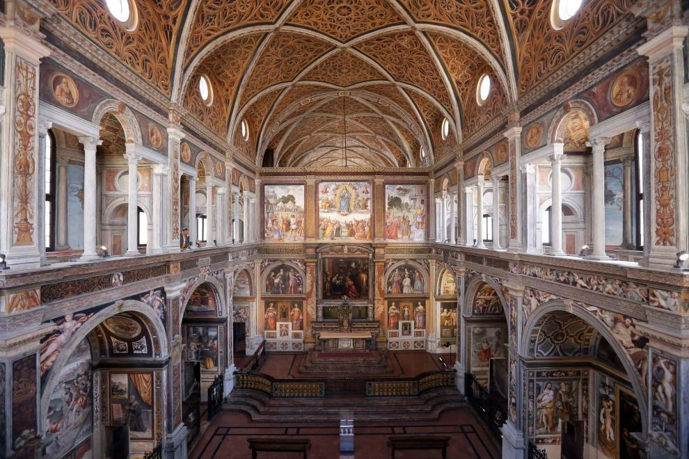 corso magenta - monastero maggiore san maurizio