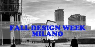 Fall design week a Milano ad ottobre