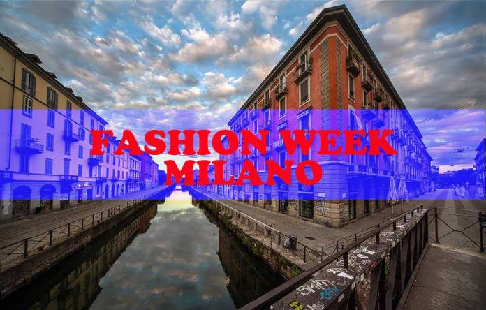 Fashion Week a Milano a settembre 2017