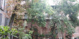 Giardino segreto - Corso Magenta