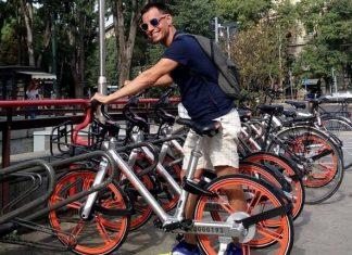Milano in bici - foto Comune di Milano