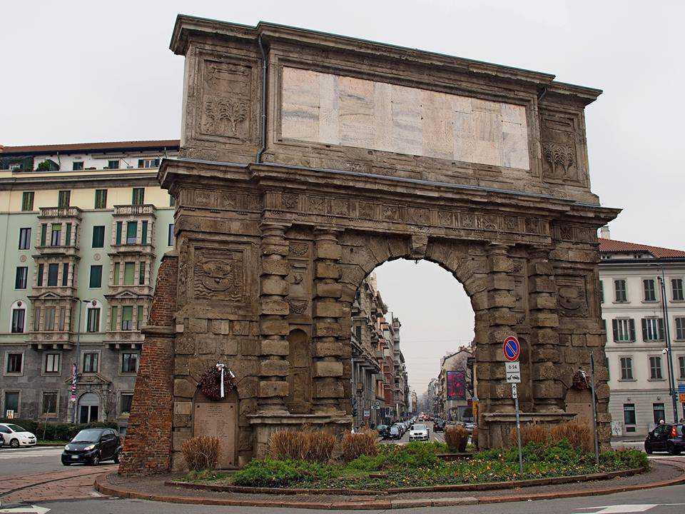 Porta Romana Bella Porta Romana Milano Da Vedere