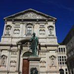 San Fedele, chiesa e piazza