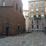 Viale Papiniano a due passi: ecco San Vincenzo in Prato