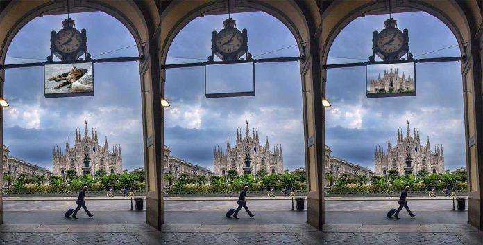 Orologio in Duomo