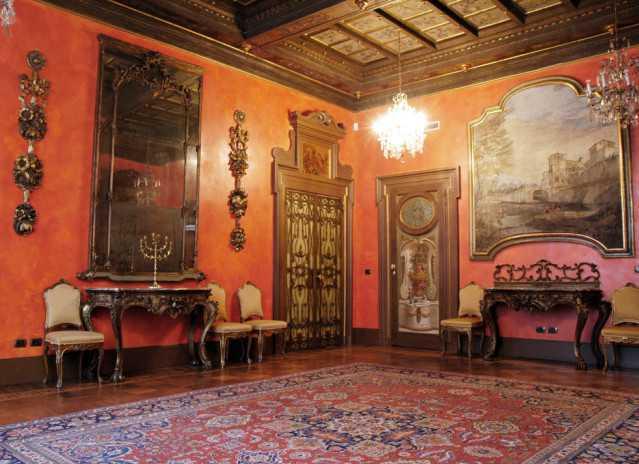 Residenza Vignale foto dimore storiche italiane