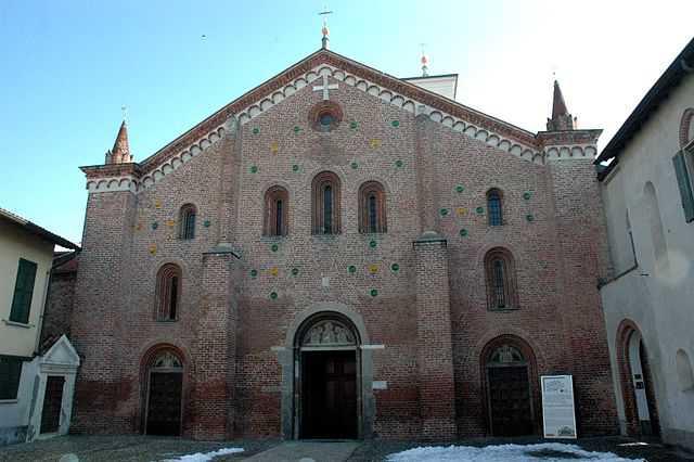 Santa Maria Rossa foti di Aga Khan