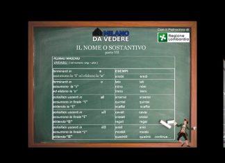 Corso online dialetto milanese - lezione 56