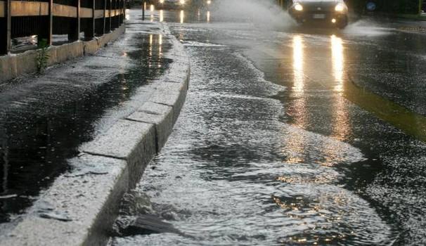 Milano previsioni del tempo - foto de Il Giorno
