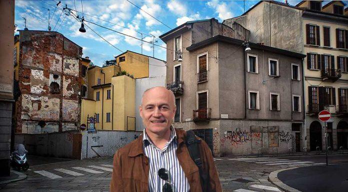 A spasso con Roberto Donati