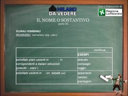 corso milanese lezione 60
