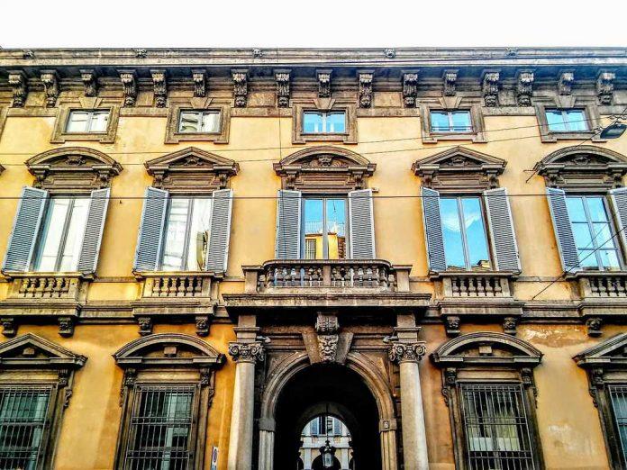 Palazzo Annoni - foto di Melancholia~itwiki