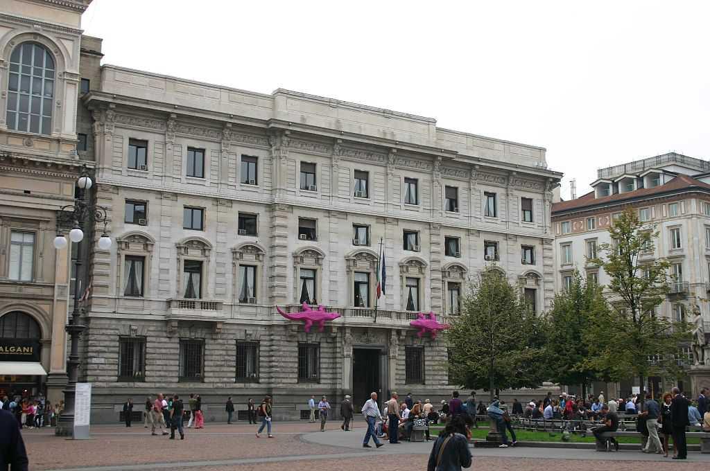 Palazzo Beltrami - Foto Giovanni Dall'Orto