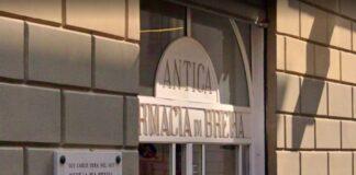 antica farmacia di brera