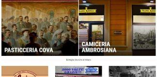 Bottega storica di Milano