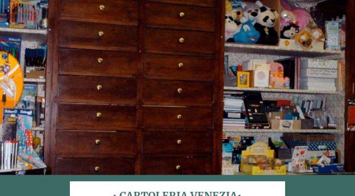 cartoleria venezia