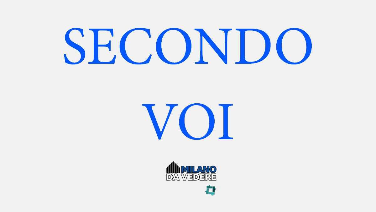 Milano secondo voi