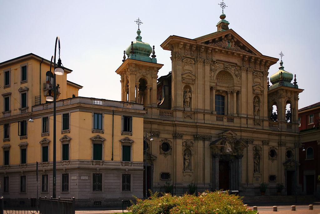 Santa Maria Segreta foto di Arbalete.