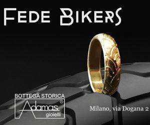 Fede Bikers Adamas Gioielli