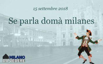 terza giornata del dialetto milanese