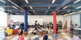 Campus estivi Pirelli Hangar Bicocca Foto: Lorenzo Palmieri