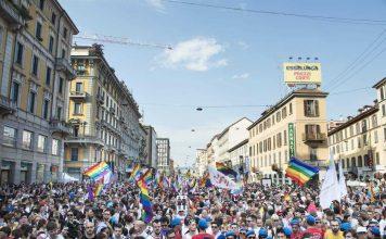 Milano Pride - Foto di Alice Redaelli