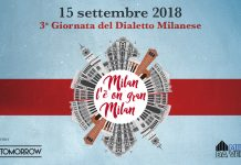 giornata del dialetto milanese 2018