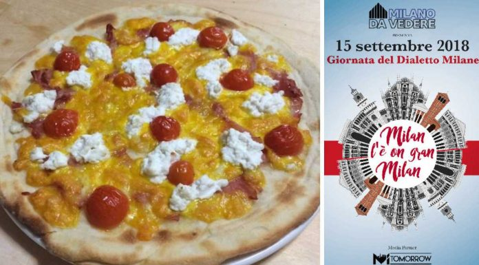 pizza milanese