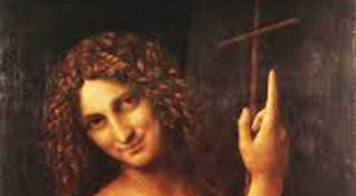 Gian Giacomo Caprotti, detto il Salaì