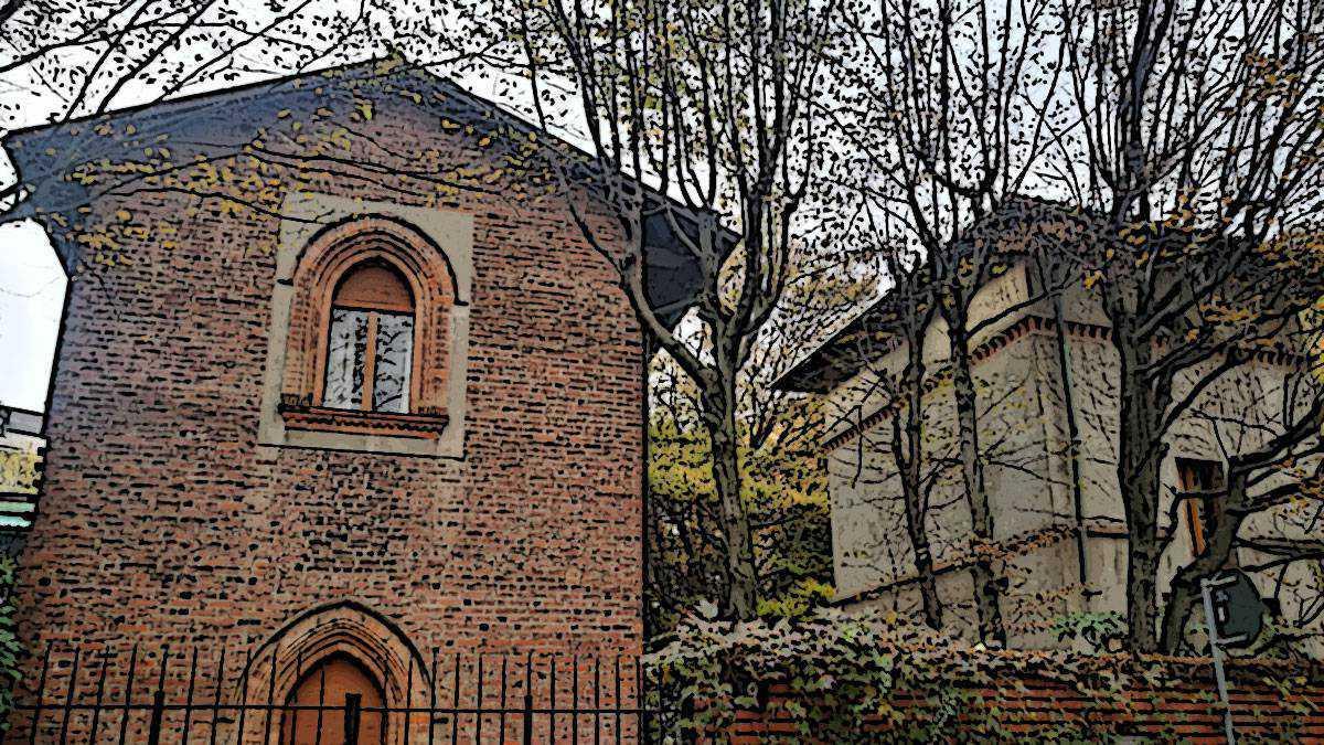 Cascina Bolla, la casa di Leonardo