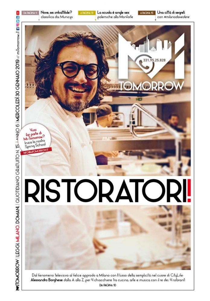 Milano Domani Mi-Tomorrow