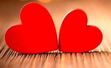 A San Valentin la lòdola la fa el sò nidin
