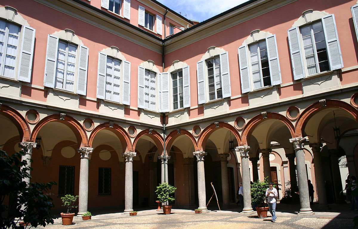 Palazzo Recalcati foto Giovanni Dall'Orto