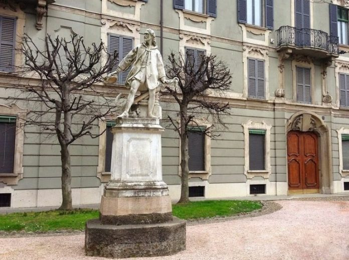 Cristoforo Colombo - foto Giovanni Dell'Orto