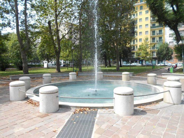 Piazza Napoli (fontana di) - foto comune di Milano