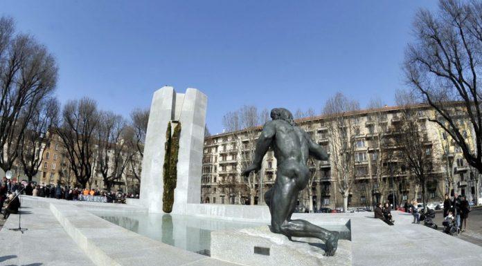 piazza Grandi (fontana di). Foto Comune di Milano