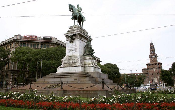 Giuseppe Garibaldi - foto di Dan Kamminga