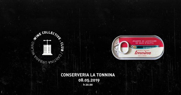 Cantina Urbana ospita la Conserveria La Tonnina