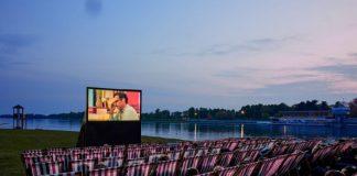 Degustazioni, primo cinema all'aperto, luoghi inediti aperti