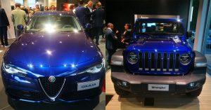 Alfa e Jeep